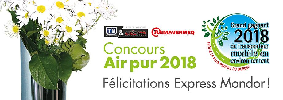 Air Pur 2018 de l'ASMAVERMEQ