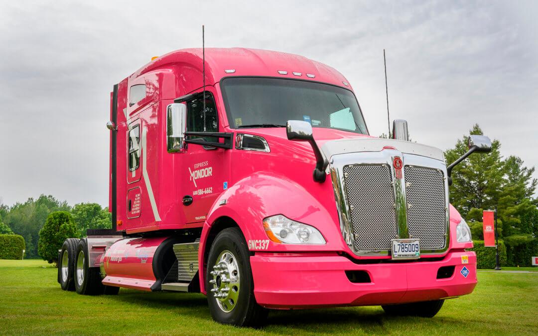 Express Mondor continue de soutenir la lutte contre le cancer du sein
